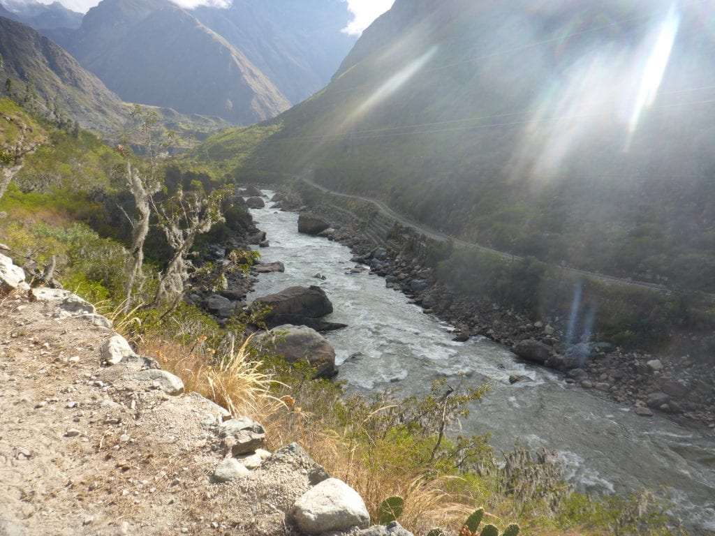 Inca Trail - Day 1